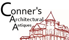 Conners Architectural Antiques logo